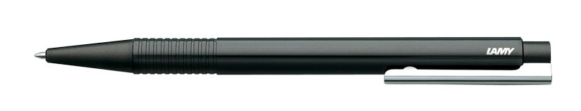 Lamy Logo M Shiny Black, kuličkové pero