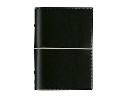Diář Filofax Domino osobní černý