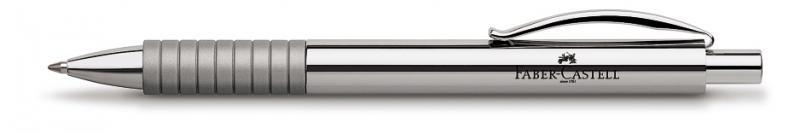 Faber Castell Basic Shiny Chrome, kuličkové pero