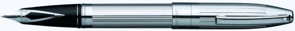 Sheaffer Legacy Palladium Straight Line, plnicí pero