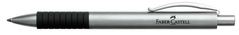 Faber Castell Basic Matt Chrome, kuličkové pero
