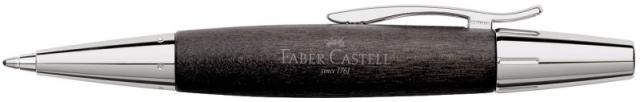 Faber Castell E-Motion Birnbaum Black, kuličkové pero