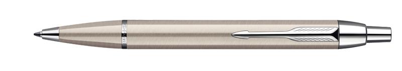 Parker I.M. Brushed Metal CT, kuličkové pero..