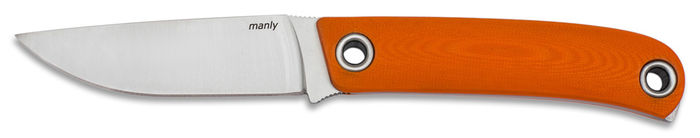 Manly Patriot Orange CPM 154