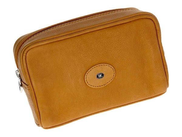 Hans Kniebes kožená toaletní taška 7005