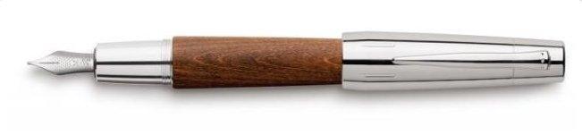 Faber-Castell E-Motion Brown, plnicí pero