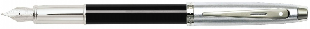 Sheaffer Gift Collection 100 Brushed Chrome-Black CT, plnicí pero