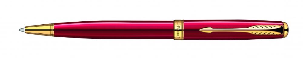 Parker Sonnet Red Laque GT, kuličkové pero