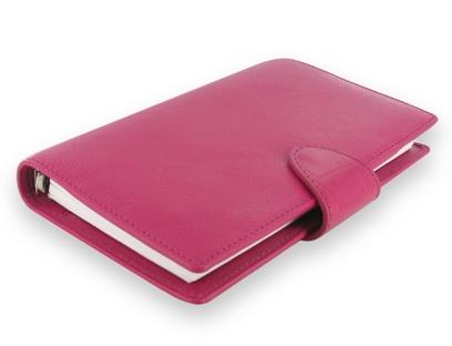 Diář Filofax Calipso Compact růžový