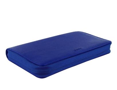 Diář Filofax Pennybridge Compact modrý