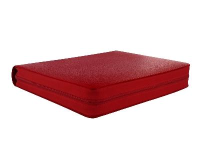 Diář Filofax Finsbury iPad A5 červený