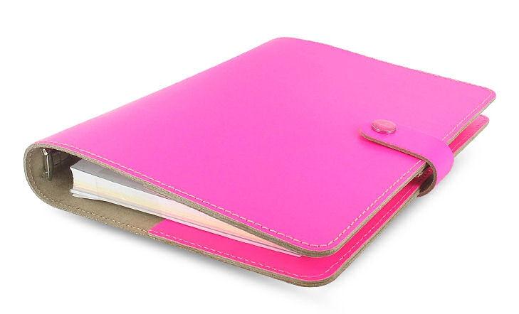 Diář Filofax The Original A5 růžový