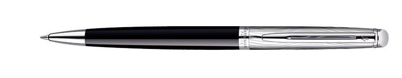 Waterman Hémisphere DeLuxe Metal & Black CT, kuličkové pero