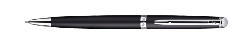 Waterman Hémisphere Essential Matt Black CT, kuličkové pero