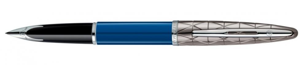 Waterman Carene Deluxe Contemporary Blue Obsession, plnicí pero s pouzdrem