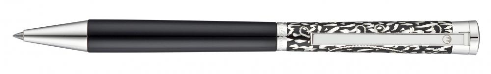 Waldmann Xetra Vienna Black, kuličkové pero