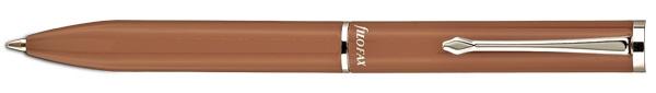 Filofax Botanics Brown, kuličkové pero
