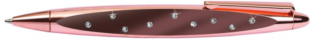 Online Crystal Style Rose, kuličkové pero
