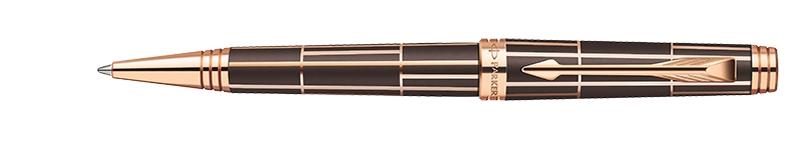Parker Premier Luxury Brown, kuličkové pero