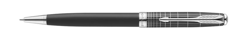 Parker Sonnet Black Contort Ciselé, kuličkové pero