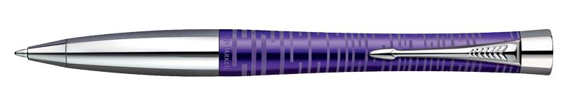 Parker Urban Premium Amethyst, kuličkové pero s pouzdrem