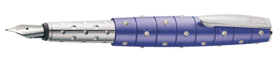 Online Crystal Inspiration Lilac, plnicí pero