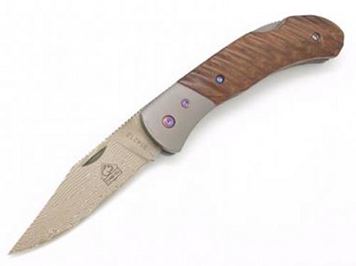 Damaškový kapesní nůž Puma TEC Roll