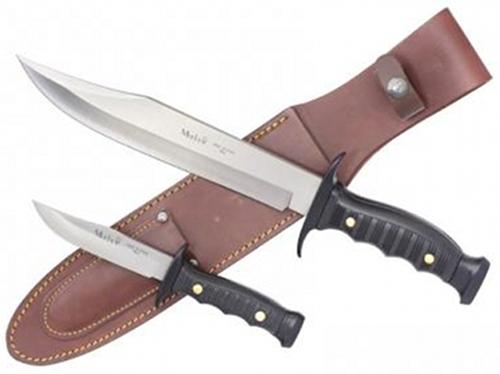 Nůž Muela 722.1P černý + malý nůž