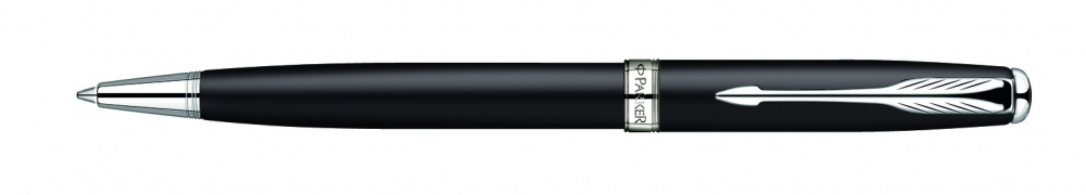 Parker Sonnet Matte Black CT, kuličkové pero
