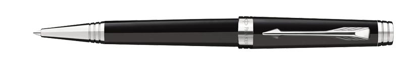 Parker Premier Laque Deep Black CT, kuličkové pero