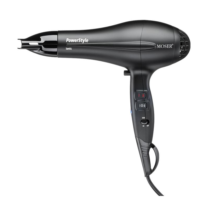 Profesionální fén MOSER 2000 Power Style 4320-0050 - Ionic