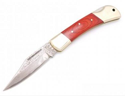 Damaškový nůž Herbertz Asar Damast