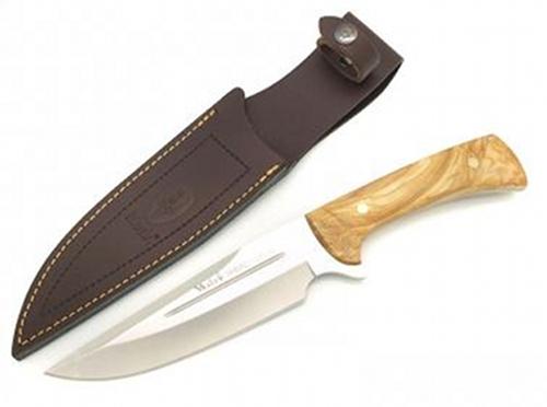 Nůž Muela Jabali 17OL lovecký
