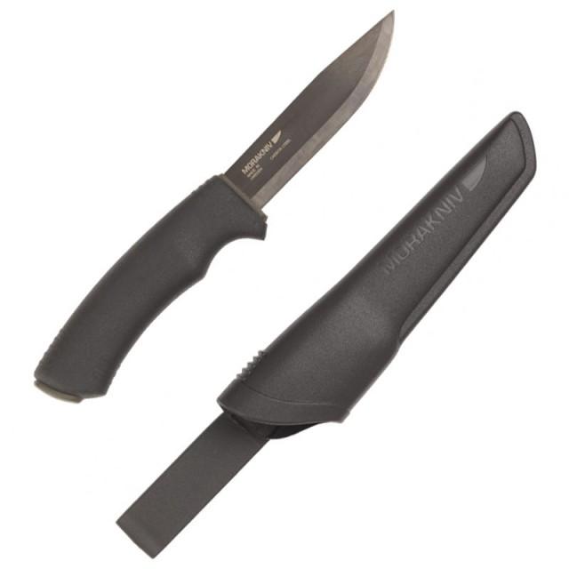 Nůž Mora Bushcraft Black