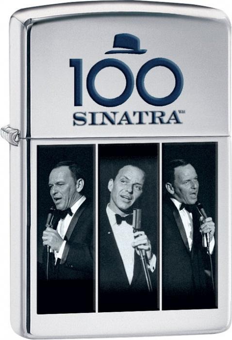 Zippo zapalovač 22935 Frank Sinatra