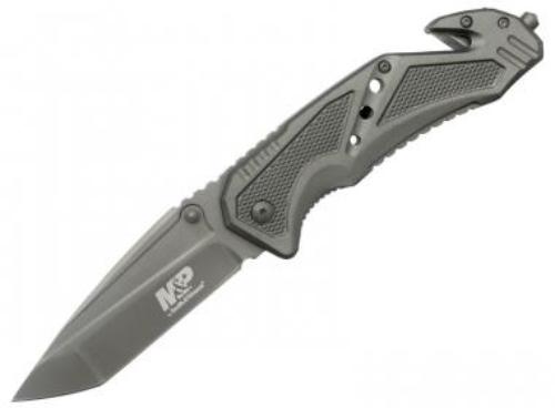 Zavírací nůž Smith & Wesson SWMP11G záchranářský