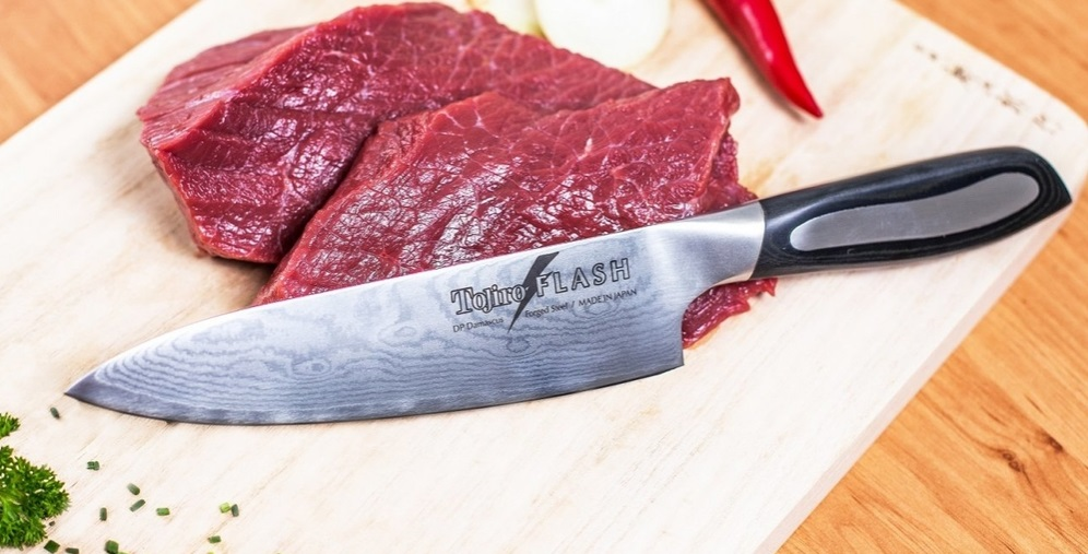 Tojiro Flash kuchařský nůž 18 cm