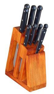 KDS Trend, blok s noži medové barvy