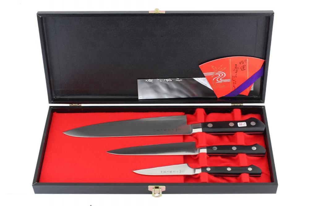 Tojiro Western dárková sada nožů 3 ks