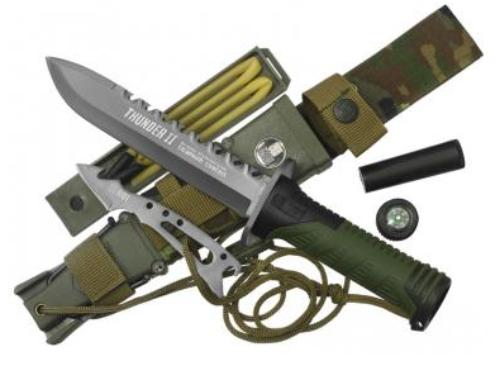 Nůž RUI Tactical 32134 na přežití