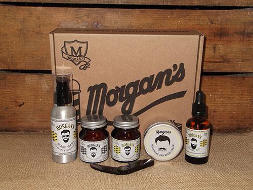 Morgans Gentlemans Beard Set
