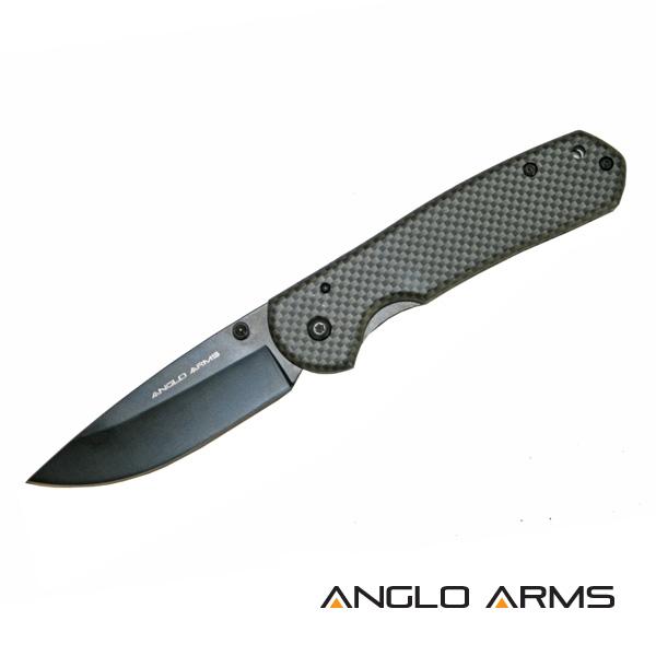 ANGLO ARMS Nůž Zavírací Carbon