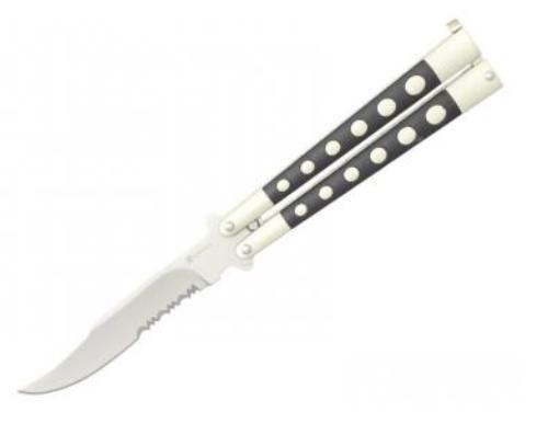 Nůž motýlek Albainox 02059
