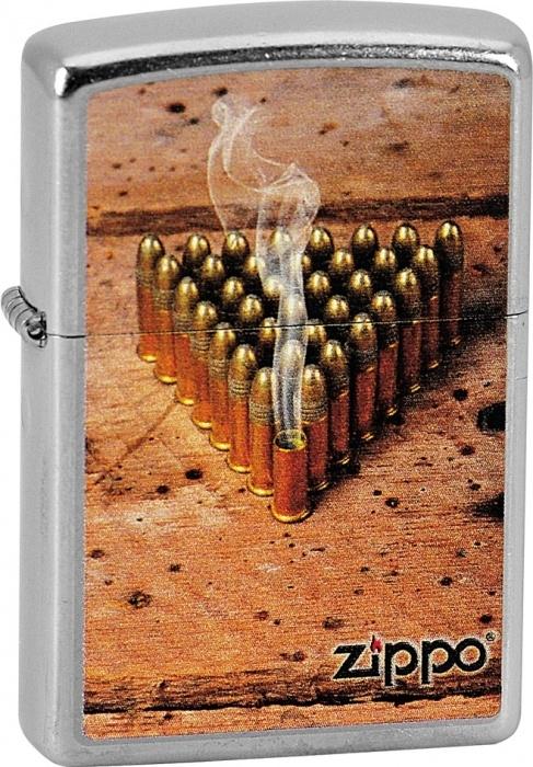 Zippo zapalovač 25334 Bullets
