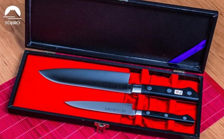 Tojiro Western dárková sada nožů 2 ks
