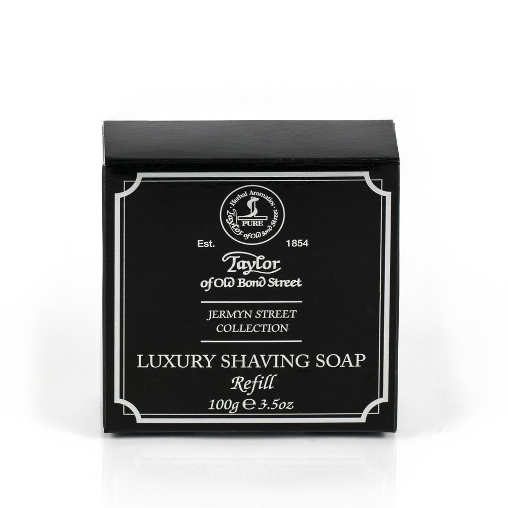 Jermyn Street Collection Luxury mýdlo na holení 100 g