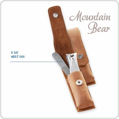 Štipky DOVO Solingen 4017 066 Mountain Bear