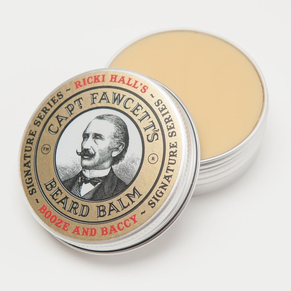Captain Fawcett Ricki Hall, balzám na vousy