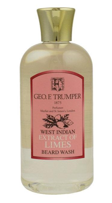 Geo F. Trumper Limes, šampon na vousy