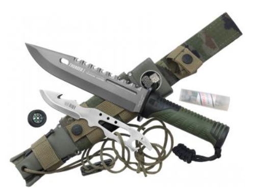 Nůž RUI Tactical - K25 32019 outdoorový
